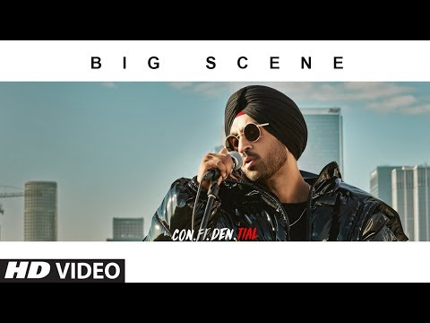 BIG SCENE-Diljit Dosanjh HD Video Song
