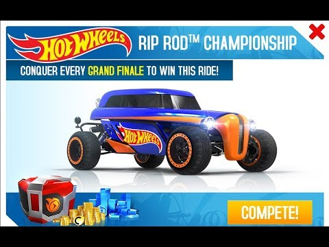 ASPHALT 8 HOT WHEELS RIP ROD Android / iOS Gameplay Video | Sector 8 Races