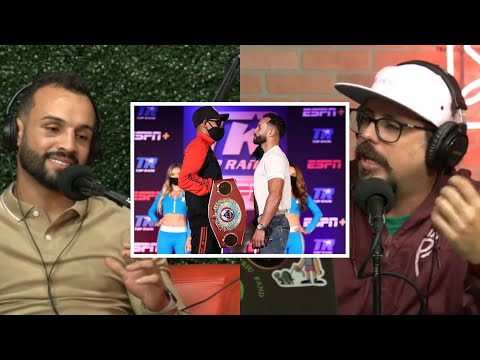 Reaccionando a derrota de Pitufo Diaz con ÉL