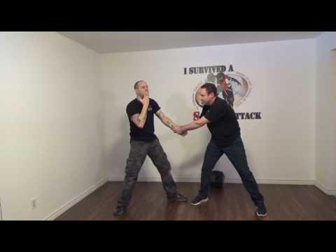 Self Defense Against A Wrist Grab