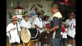 Joven y su esposa se volvieron papás adoptivos, en deporte y música, de 150 niños en Popayán
