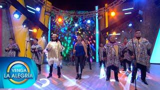 Baila al ritmo de Corazón Andino con su canción 'No la beses'. | Venga La Alegría