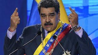 Nicolás Maduro le pide a Joe Biden