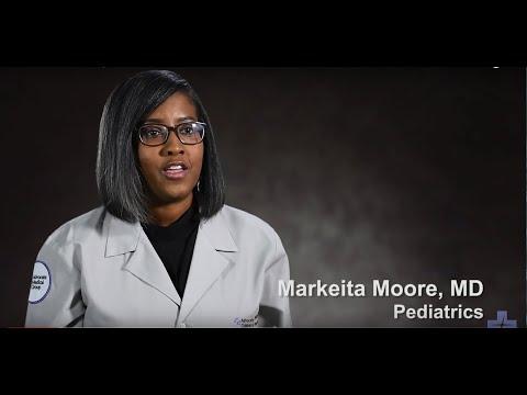Meet Dr. Marketia Moore, Pediatrics - Advocate Health Care