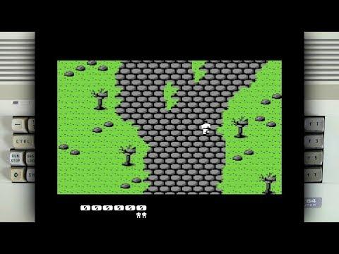 Devil's Revenge on the Commodore 64