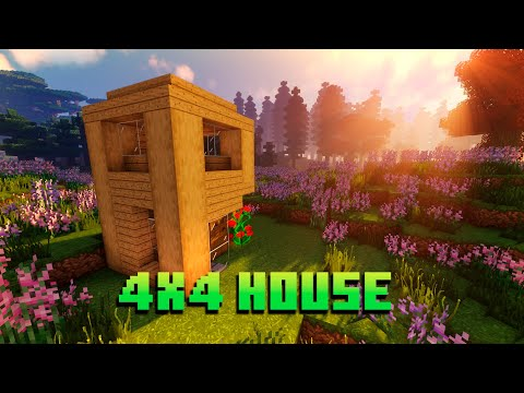 How-to-build-4x4-house