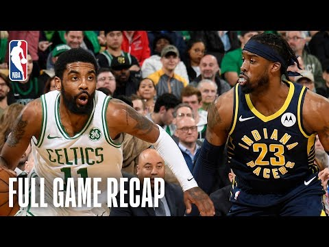 PACERS vs CELTICS | Kyrie Irving Takes Over | Game 2