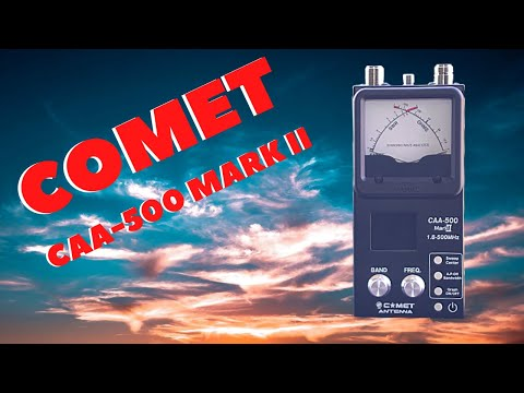 This will be a short review of the Comet CAA 500 II.