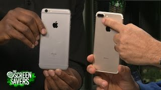 A First Look at the New iPhone 7