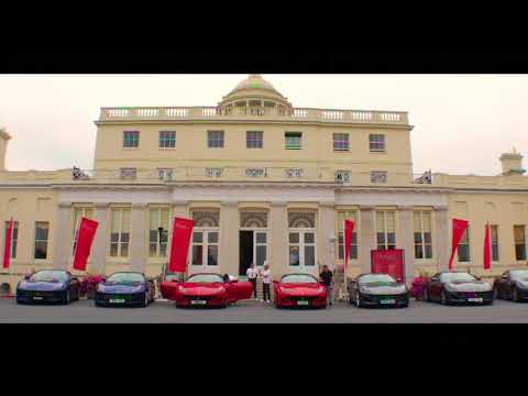 Ferrari Portofino Launch - Stoke Park Country Club & Hotel