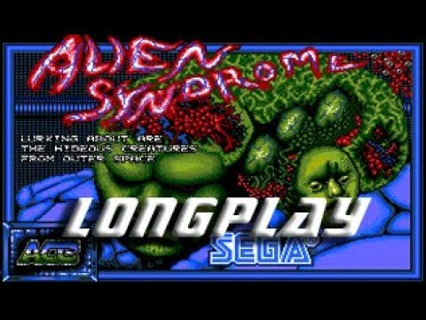 Alien Syndrome (Commodore Amiga) Longplay