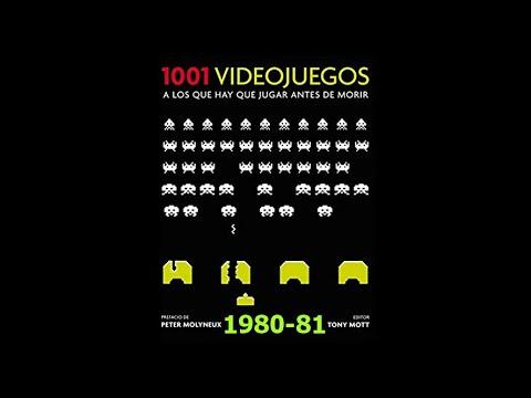 1001 Videojuegos a los que hay que jugar (III): 1980-1981