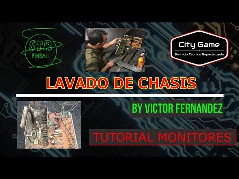#10-AT Lavado de Chasis By Victor Fernandez