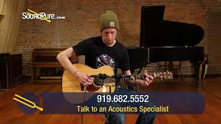 Huss & Dalton OM Custom Red Spruce/IRW Acoustic #986 Quick 'n' Dirty