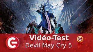 Vidéo-Test : [Vidéo Test] Devil May Cry 5 - PS4