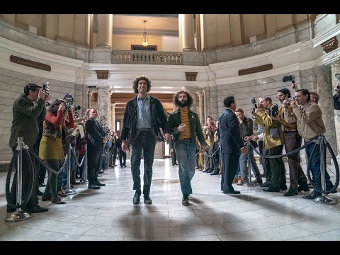 El juicio de los 7 de Chicago - Trailer subtitulado en español (HD)