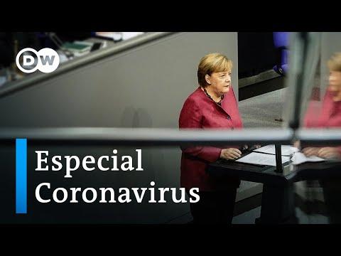 Confinamiento suave por alto ritmo de contagios en Alemania