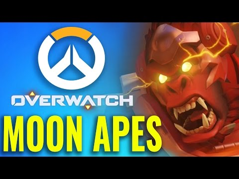 Evil Moon Apes! (Theory) [Overwatch Explained]