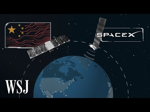 SpaceX vs. China: The Quest for Satellite Internet | WSJ – Wall Street Journal (YouTube)
