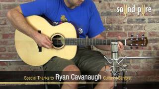 Eastman Guitars AC715 Acoustic Guitar Demo at Sound Pure
