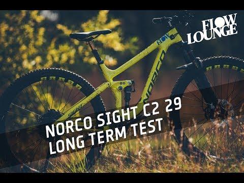 Norco Sight C2 29er 2017 - Long Term Test - Flow Mountain Bike