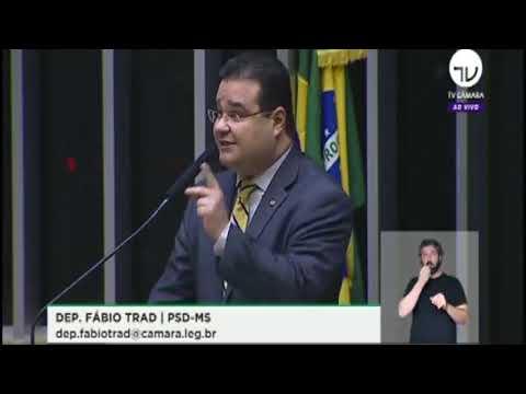 Fábio Trad fala sobre indenização a Zeca e alerta MP-MS