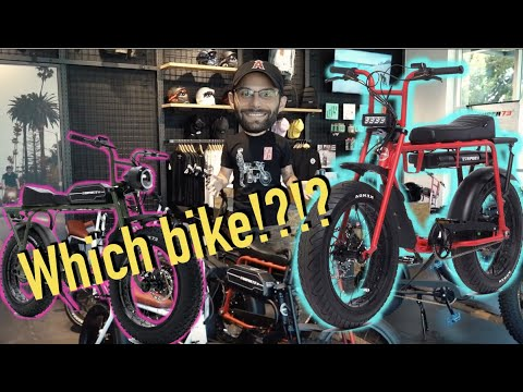 Super73 - Which Bike Is Right For You?