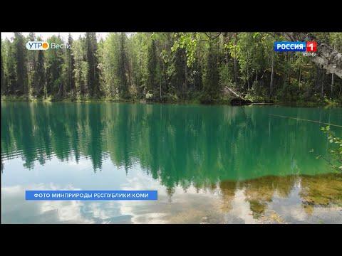 """На """"Параськиных озёрах"""" обустраивают экологические тропы"""
