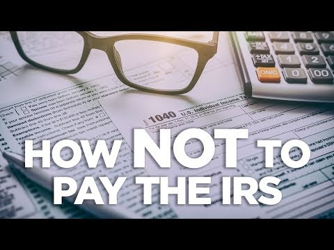 How NOT to pay the IRS - Cardone Zone photo