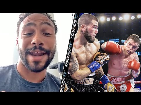KEITH THURMAN GIVES CANELO PROPS FOR DEADLY HANDS; SAYS CALEB PLANT NEEDS GREAT GAME PLAN TO WIN