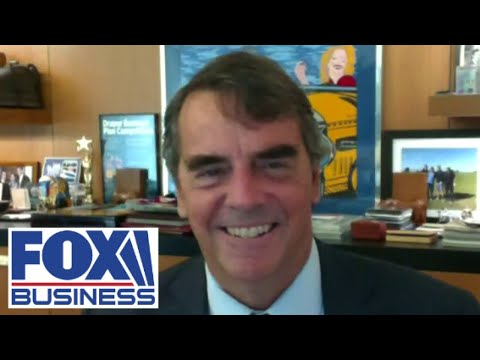 Tim Draper on being Robinhood's first investor: They're changing the nature of investment
