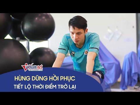 Hoàng Thịnh và CLB TP.HCM cam kết chi trả chi phí điều trị cho Hùng Dũng
