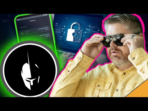 BEST way to protect your Crypto gains. (Crypto Wallet innovates cyber security)