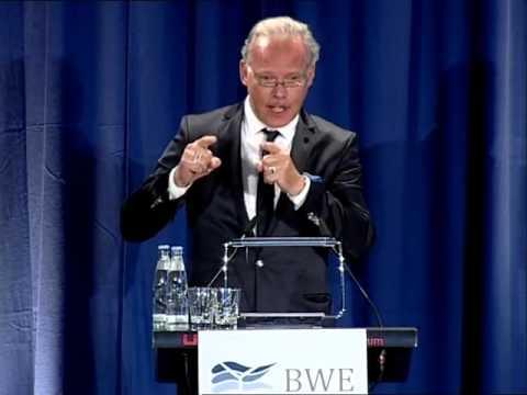 Rede Hermann Albers (BWE), 2. Windbranchentag Niedersachsen-Bremen