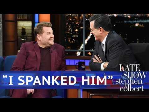 connectYoutube - Corden On Trump: