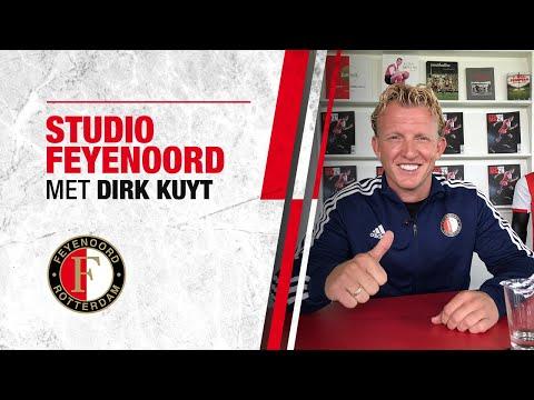 Studio Feyenoord met Dirk Kuyt | Maak kans op een gesigneerd shirt!