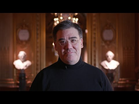 Kungliga Operans nya musikchef Alan Gilbert