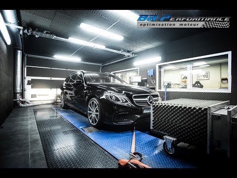 Mercedes E63 AMG Stage 1 By BR-Performance