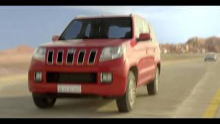 Mahindra TUV300 TV Ad TOUGH IS WHAT TOUGH DOES