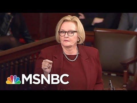 connectYoutube - Senator Claire McCaskill: Shutdown Moved Us Closer To DACA Deal   Morning Joe   MSNBC