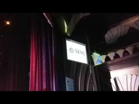 Gli sponsor della IX Crociera della Musica Napoletana