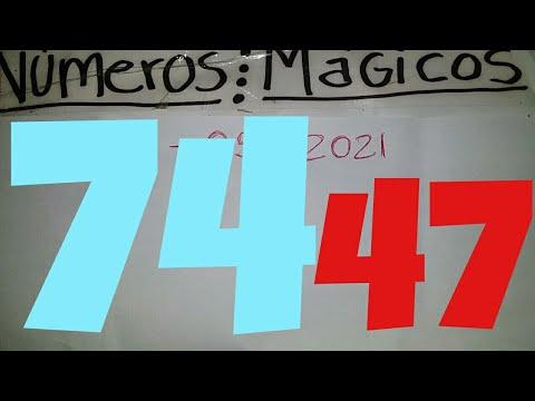 NÚMEROS PARA HOY 06 DE MAYO  DEL 2021 PARA TODAS LAS LOTERÍAS