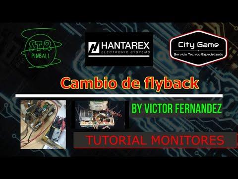 #11-AT Cambio de flyback By Victor Fernandez