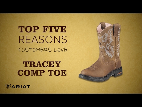 Top 5 - Ariat Women's Tracey Comp Toe