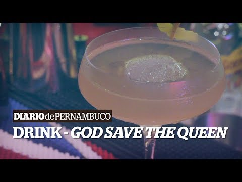 Drink da sexta: God Save The Queen