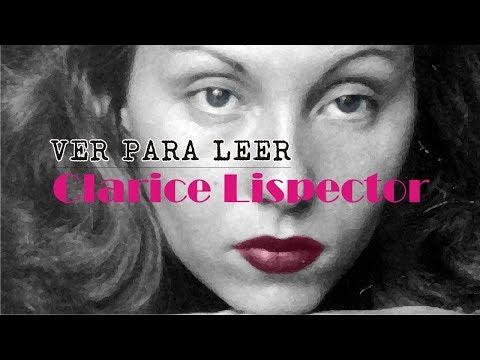 Vidéo de Clarice Lispector