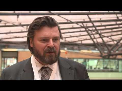 Prof. Dr. Peter Fasching - Universitätsklinikum Erlangen - über Datenschatz vs. Datenschutz