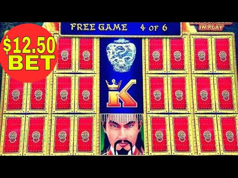 connectYoutube - ★NEW Lightning Link★ Dragon Link Slot Machine $12.50 & $7.50 Free Games Won !High Limit Denomination