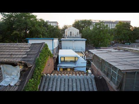 Mrs Fan's Plugin House in Beijing