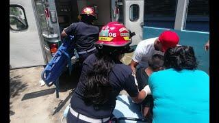 Accidentes en motocicletas va en aumento en San Marcos.